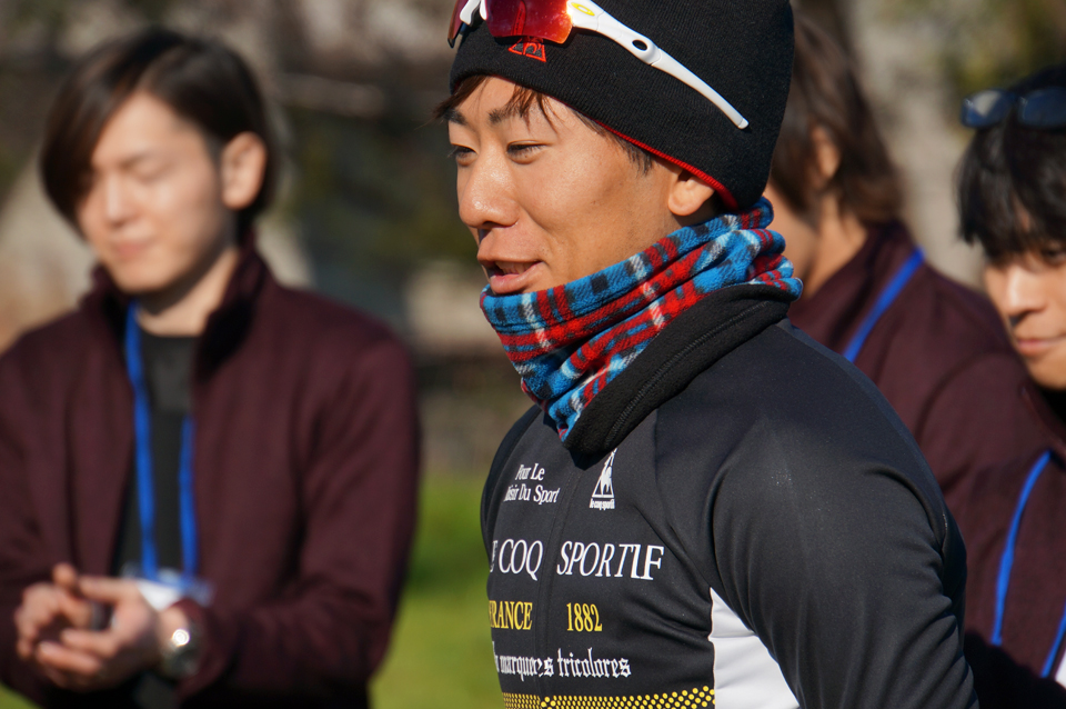 湊 諒 選手 Ryo Minato
