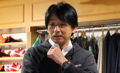 プロサイクリングチーム『Team UKYO』片山右京監督