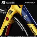AvanGarage(アバンギャレージ) AE社製 百式 RB-CAHY01(カーボンフレーム) 470mm ロードバイク 3