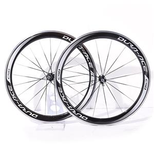 DURA-ACE WH-9000-C50-CL クリンチャー シマノ11S  ホイールセット