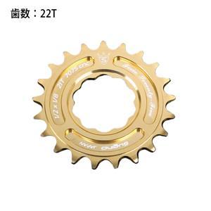 FIXIE 75 22T ゴールド スプロケット