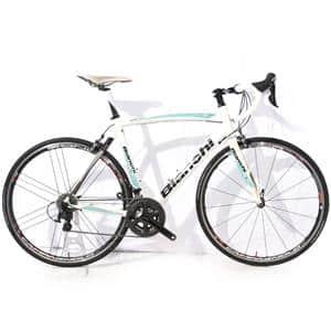 2012モデル ViaNirone7 AluCarbon ニローネ7 105 5800 11S サイズ57(177.5-182.5cm) ロードバイク