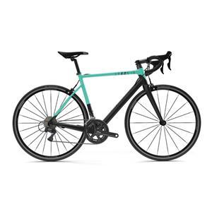 2019モデル GO! ゴー ブラック/グロスミント 105-5800 サイズXXS(162-167cm)ロードバイク
