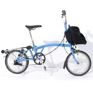 2010モデル M3R バッグ付き 内装3S (150cm-)折りたたみ自転車