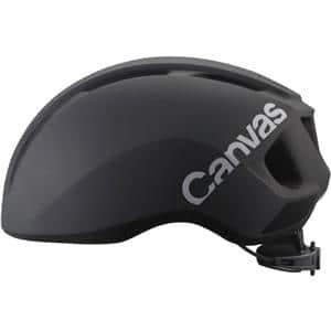 CANVAS SPORTS キャンバススポーツ マットブラック M/L ヘルメット ※次回7月頃入荷予定