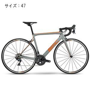 2018モデル Teammachine SLR02 ONE Ultegra グレー/オレンジ サイズ47 完成車