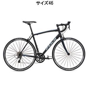 2016年モデル SPORTIF スポルティフ 2.1 ダーク ブラック/ブルー サイズ46 完成車 【ロードバイク】