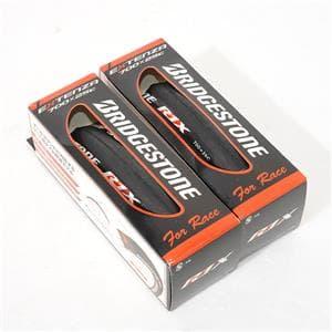 EXTENZA エクステンザ R1X 700×25C ロードタイヤ ブラック 2本セット クリンチャータイヤ