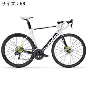 S3 Disc ULTEGRA Di2 R8070 11S ホワイト/ブラック サイズ56 ロードバイク