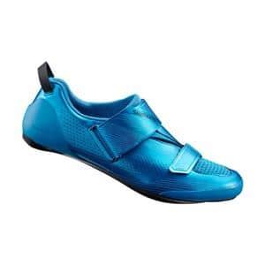 SH-TR901 ブルー サイズ39 (24.5cm) SPD-SL ビンディングシューズ
