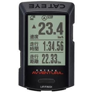 AVVENTURA アベントゥーラ CC-GPS200 GPSサイクルコンピューター