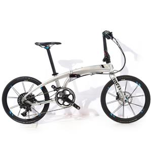 2019モデル Verge X11 SRAM FORCE 11S (142-190cm)折りたたみ自転車