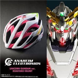 AvanGarage(アバンギャレージ) ANAHEIM ELECTRONICS社製 ヘルメット UNICORN ver. メイン