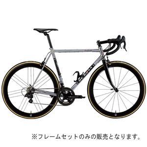 AGE アジェ Inossidabile Inox Black サイズ48 (167-172cm) フレームセット