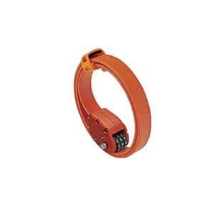 76cm オレンジ ダイヤルロック