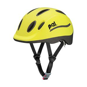 PAL(パル) ライムイエロー 49-54cm キッズヘルメット