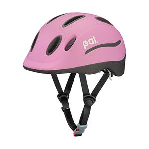 PAL(パル) ピーチピンク 49-54cm キッズヘルメット