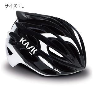 MOJITO モヒート ブラック/ホワイト サイズL ヘルメット