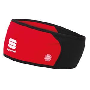 Sportful (スポーツフル) WINDSTOPPER HEAD BAND ウィンド ストッパー ヘッドバンド レッド メイン