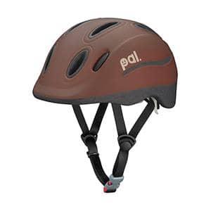 PAL(パル) マロンブラウン 49-54cm キッズヘルメット