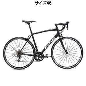2016年モデル SPORTIF スポルティフ 2.1 ダーク ブラック/ホワイト サイズ46 完成車 【ロードバイク】