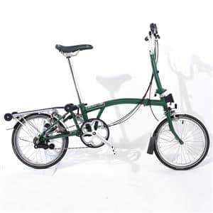 2015モデル M6R 内装3S外装2S (150cm-)折りたたみ自転車