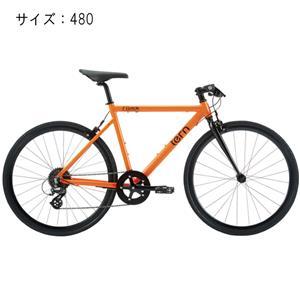 2016モデル CLUTCH クラッチ オレンジ サイズ480(155-170cm)完成車
