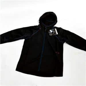 ACCELERATOR DOUBLE ダブル BLACK ブラック サイズM ジャケット