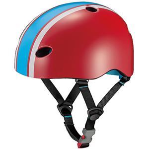 FR-MINI ラインレッド 47-51cm キッズヘルメット