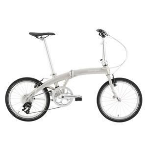 2020モデル Mu D9 ミュー チタニウム (142-193cm) 折畳自転車