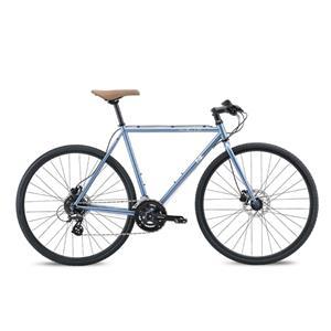 2020モデル FEATHER CX FLAT クラウデッドブルー サイズ49(163-168cm) クロスバイク
