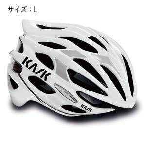 MOJITO モヒート ホワイト サイズL ヘルメット