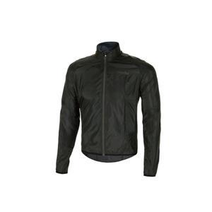 EMERGENCY POCKET SHELL ブラック/リフレックス サイズM サイクリングジャケット