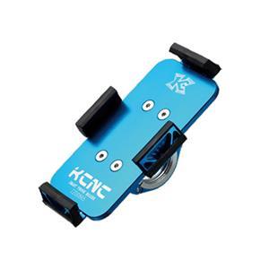 スマートフォンホルダー H850×W50 ブルー
