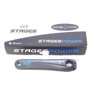 Stages Cycling(ステージス サイクリング) ULTEGRA ステージズ アルテグラ 6800 175mm パワーメーター付 左クランク メイン