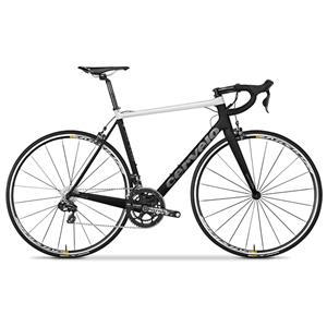 2016モデル R3 ULTEGRA 6870 Di2 ブラック/ホワイト サイズ56(177.5-182.5cm)ロードバイク