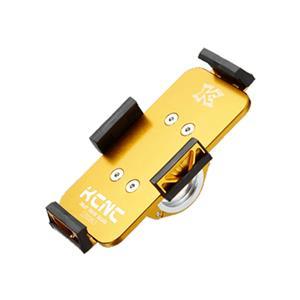スマートフォンホルダー H850×W50 ゴールド