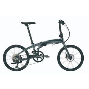 2021モデル VERGE ヴァージュ P10 GUNMETAL/STEEL(DARK BRONZE) (142-190cm)折りたたみ自転車