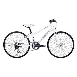 2016モデル LGS-CHASSE 24 LG WHITE LG ホワイト 300 【キッズ】 【子供】【自転車】