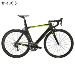 S5 DURA-ACE R9100 11S ブラック/グリーン サイズ51 ロードバイク
