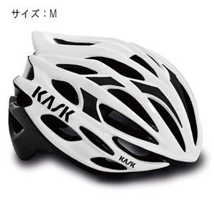 MOJITO モヒート ホワイト/ブラック サイズM ヘルメット