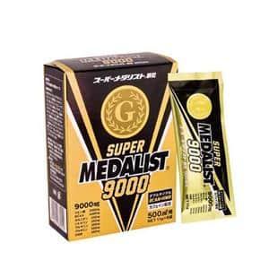 SUPER MEDALIST 9000 スーパーメダリスト9000 500ml用  (11gX8袋)