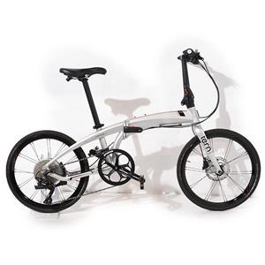 Verge P10 ヴァージュ Deore 10S (142-190cm) フォールディングバイク 折りたたみ自転車