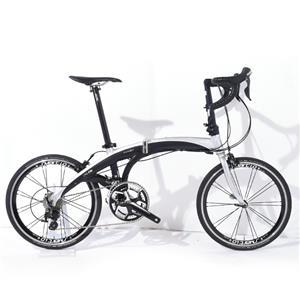 2017モデル Mu Elite ミュー エリート 105 5800 11S (142-193cm)折りたたみ自転車
