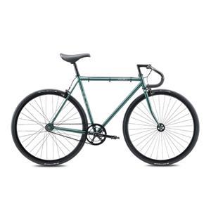 2020モデル FEATHER マットグリーン サイズ43(158-163cm) シングルスピード