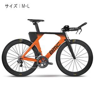 2018モデル Timemachine 02 ONE Ultegra Di2 オレンジ サイズM-L 完成車
