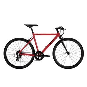 2020モデル CLUTCH クラッチ 650C レッド サイズ420 (145-155cm) クロスバイク