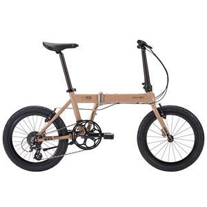 2018モデル Horize ホライズ キャメル 折りたたみ自転車