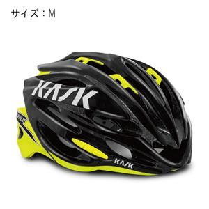 VERTIGO 2.0 ヴァーティゴ 2.0 ブラック/イエローフルオ サイズM ヘルメット