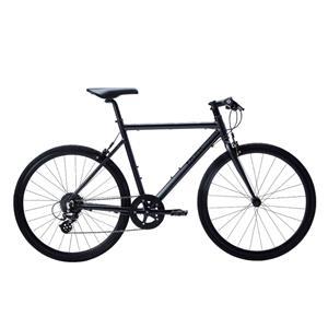 2020モデル CLUTCH クラッチ 650C マットブラック サイズ420 (145-155cm) クロスバイク